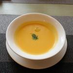プチ フランセ - 人参のポタージュスープ