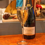 Ata - E.Jamart & Cie Champagne Carte Blanche Brut Saint Martin d'Arbois Champagne