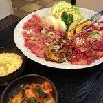 しばた焼肉と肉料理 - 料理写真: