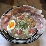 麺家 いさむ - いさむ流鯛醤油仕立