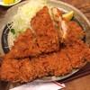 とんかつの菊屋 - 料理写真:ジャンボチキンカツ