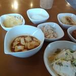 あぐりレストラン陽だまり - 豆腐料理