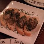 THE GRIFFON - 厚岸産牡蠣のコンフィ