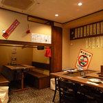 名代お好み焼太閤 - サインも飾られています。