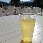 カフェ&レストラン Lily - ドリンク写真:ニューサマーオレンジのジュース