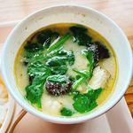 デリカ - 料理写真:タイ風グリーンカレー
