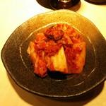 焼肉 牛之助 - キムチ(¥500)