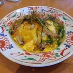 キッチンおはな - 料理写真:キノコの餡かけオムライス