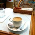 82952635 - ホットコーヒー。