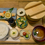 82953158 - 焼魚定食
