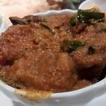 ナタラジ 荻窪店 - 根菜のカレー