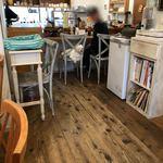 トモチェカフェ - 店内