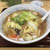 ぎょうざの満洲 - 料理写真:あんかけラーメン(うまにラーメン)