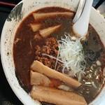 こころ - 黒胡麻 担々麺
