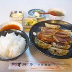 82957677 - 餃子定食Aセット