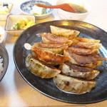 82957701 - 餃子定食Aセット