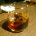 楽関記 - 紹興酒(コースのフリードリンク)
