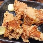 とりだん - 鶏の唐揚げ