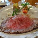 鎌倉山 - 和牛ロースのローストビーフ