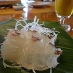 鎌倉山 - 真鯛刺身