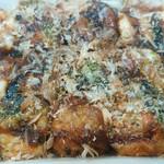 なにわのたこ焼き - 料理写真: