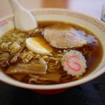 こまくさの湯 - ラーメン~☆