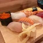 伏水酒蔵小路 - はいよっ!寿司!って出前あります。