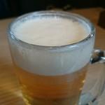カフェ&ダイニング Feliz - 生ビール
