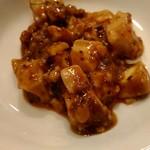東海楼 - 麻婆豆腐。