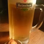 ドギーブギー - 生ビール キムチ