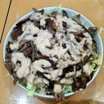 ケバブハウス - 料理写真:ケバブドン(牛肉) 800円