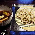 てつ房 - 料理写真:鴨せいろ 1000円