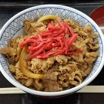 横浜家 - 牛丼並盛‼