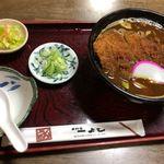 一よし - 八丁みそかつ。一よし(愛知県岡崎市)食彩品館.jp撮影