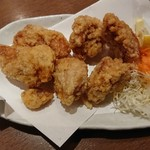 すきずき - 鶏の唐揚げ