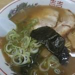 ラーメンショップぽん太 - ラーメン(こってりしょうゆ味です) 2013.10