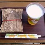 ズーカフェ - ビールと共に♪