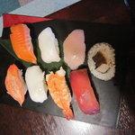 毘沙門天 - 寿司