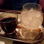 アンヂェラス - ダッチコーヒーとは水だしのシブイアイスコーヒーのコトです