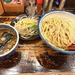 つけ麺専門店 三田製麺所 - つけ麺特盛 野菜トッピング