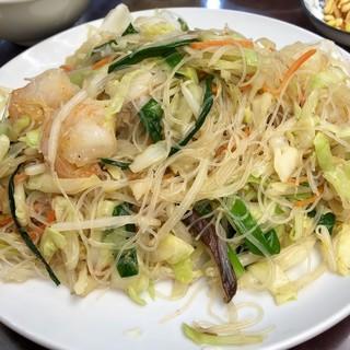 満洲園 - 料理写真:ビーフン