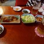 きあい - 料理写真:【2018.3.24(土)】料理