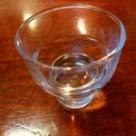 きあい - ドリンク写真:【2018.3.24(土)】冷酒(十水・特別純米酒・山形県・4合)2,600円