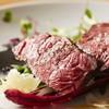 Osteria&bar Ristoro - 料理写真:ふるの牛のタリアータ