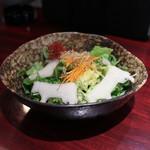 にくがとう - 季節の農家直送 野菜サラダ☆