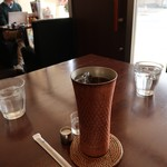 敷島珈琲店 - アイスコーヒー