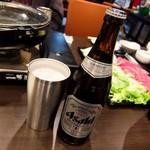 姫路宴会会場 本丸 - ビールはアサヒスーパードライです!
