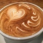 ストリーマー コーヒーカンパニー - ストリーマーラテ