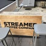 ストリーマー コーヒーカンパニー - 外のベンチ