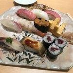 築地 寿司清 そごう千葉店 -